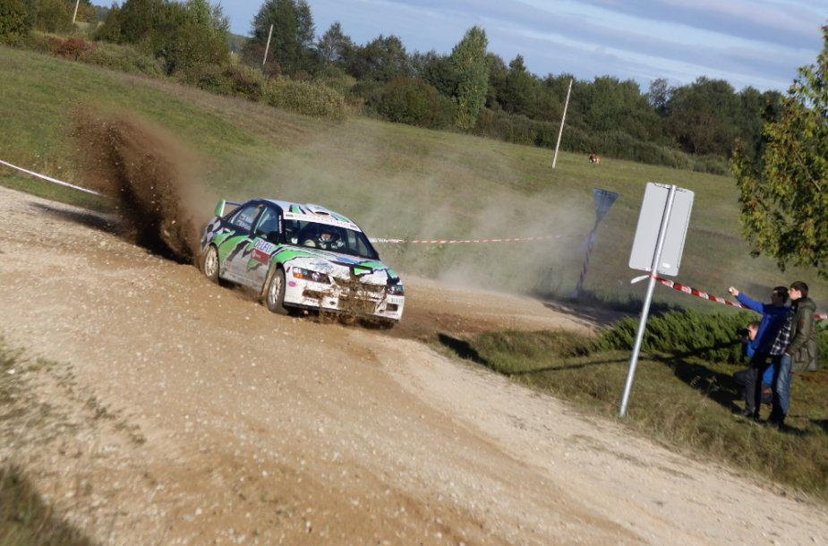 """Rally Classic"" akimirka"