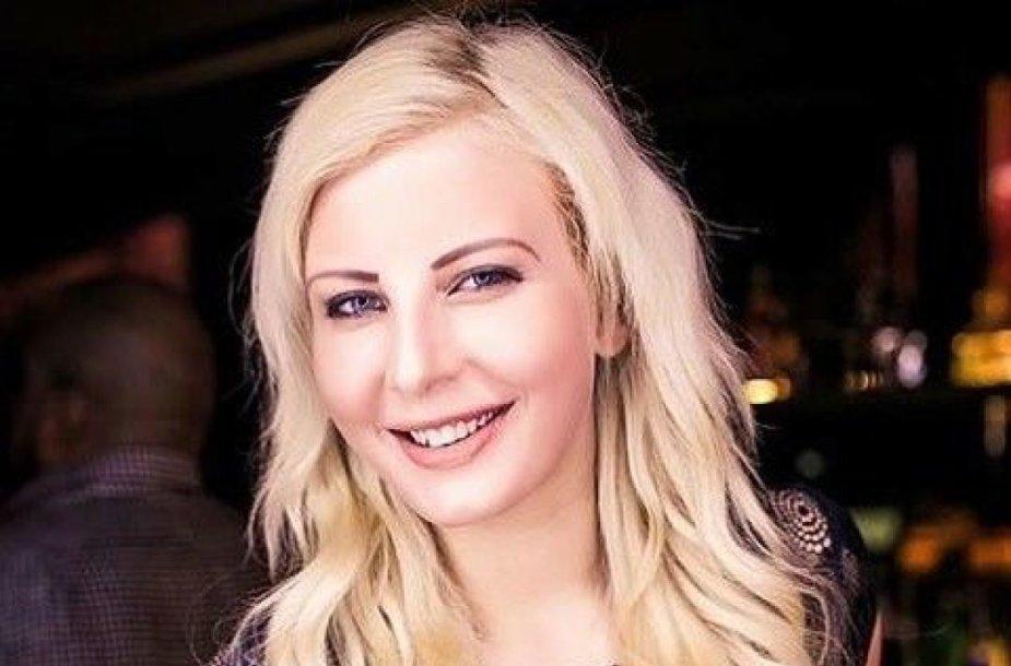 Be žinios dingusi Kristina Domasevičiūtė