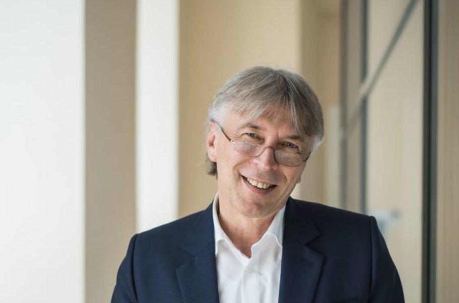 Rektorius Alfredas Chmieliauskas