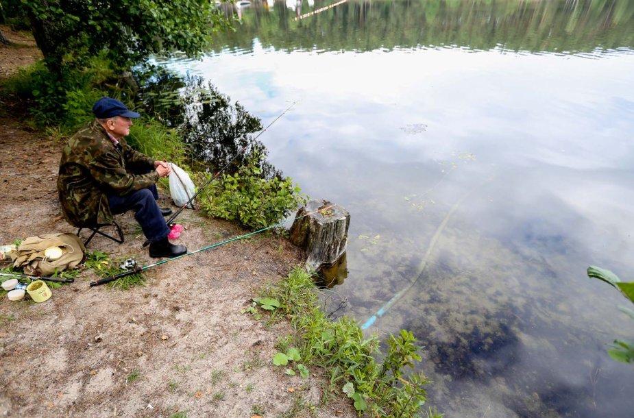 Prie Balžio ežero