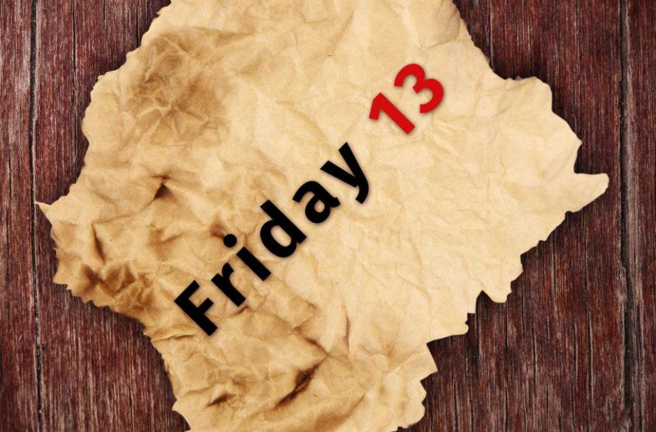 Penktadienis – 13-oji