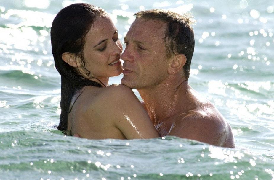 Šeštasis Bondas – Danielis Craigas (filmai nuo 2006 m.)