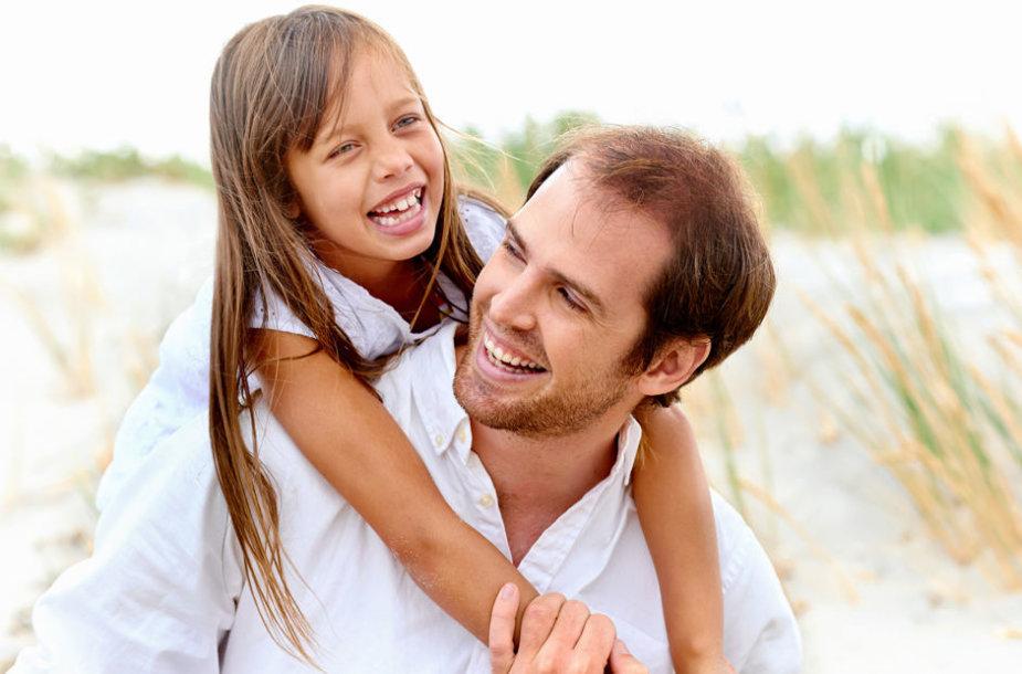 Tėtis ir dukra