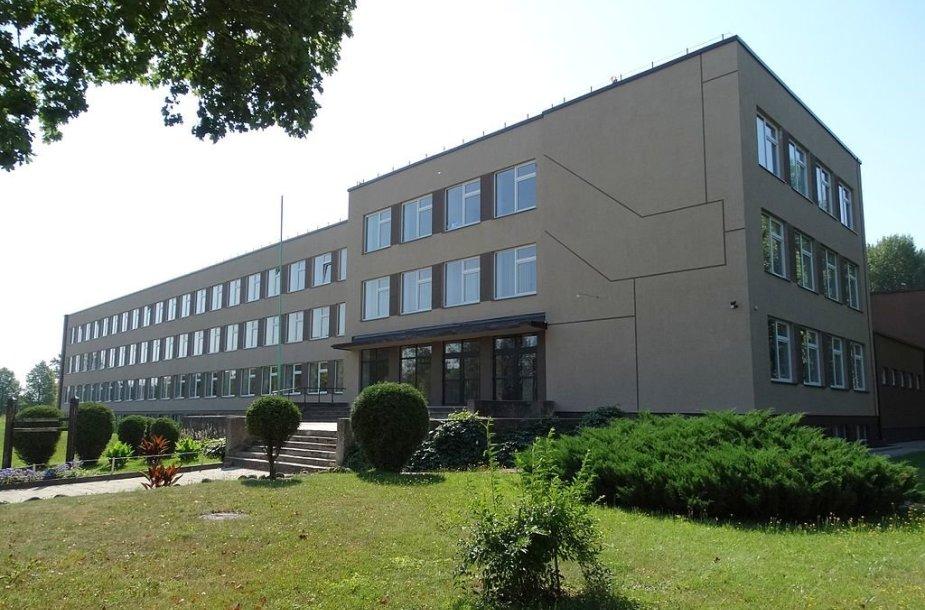 Obelių himnazija Rokiškio rajone