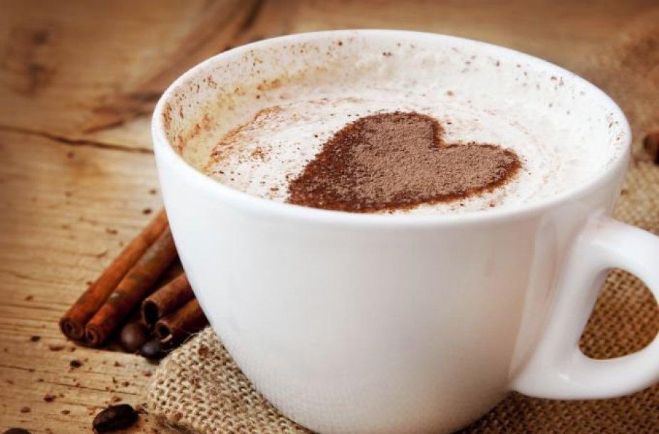 Kavos puodelis