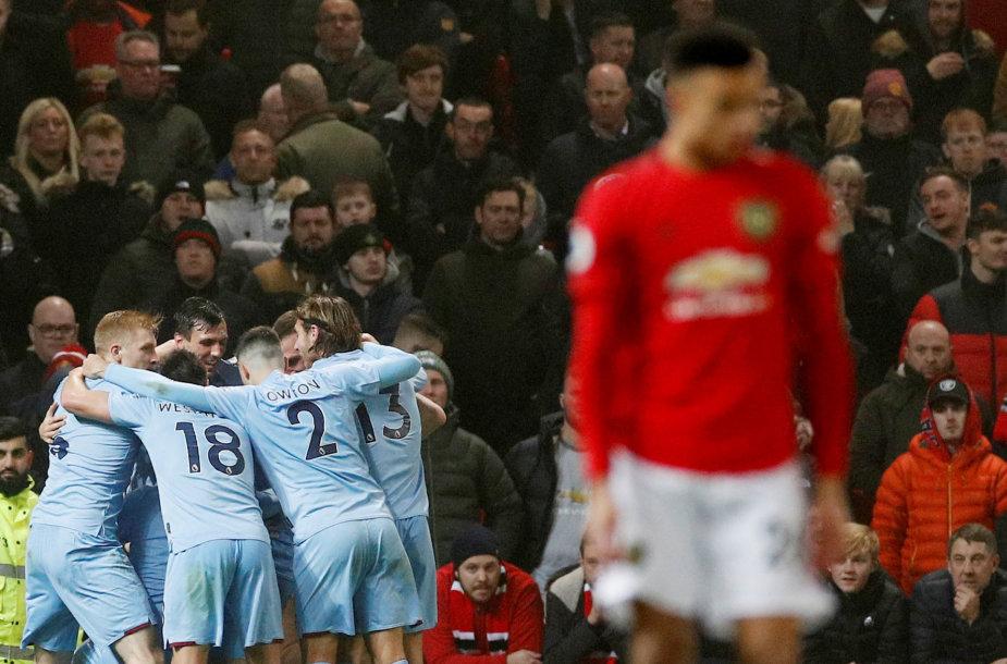 """Manchester United"" – ""Burnley"""