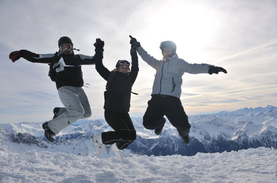 Švedijos ir Norvegijos kurortuose didelės nuolaidos slidininkams