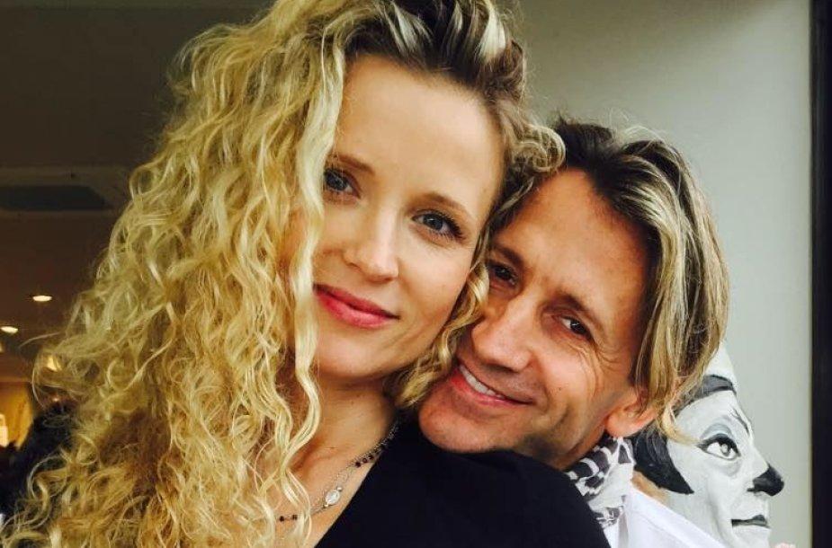 Edita Daniūtė ir Mirko Gozzoli