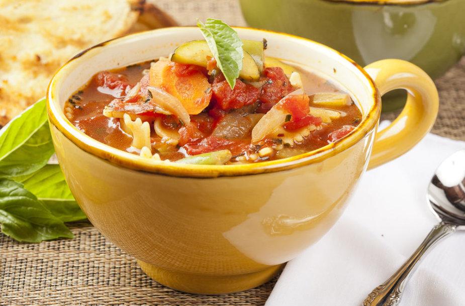 Itališka minestronė