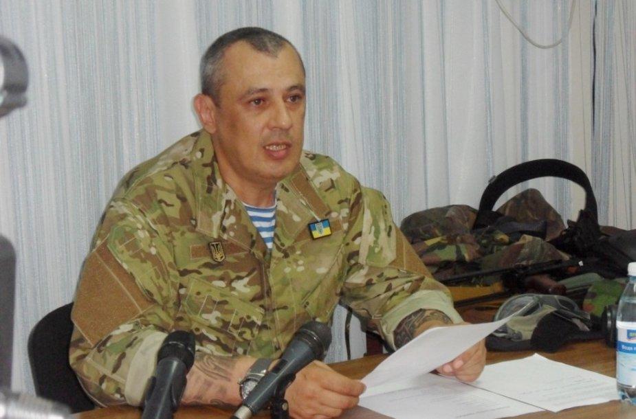 Nikolajus Kolesnikas