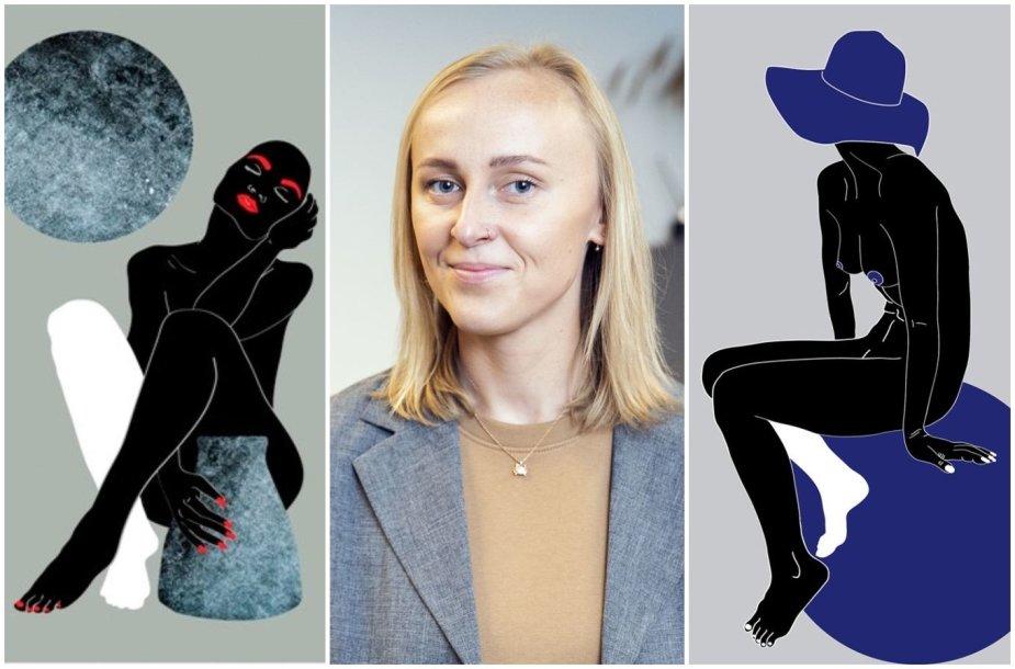Agnė Čižauskaitė ir jos darbai