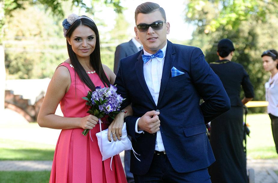 Ieva ir Rolandas Mackevičiai