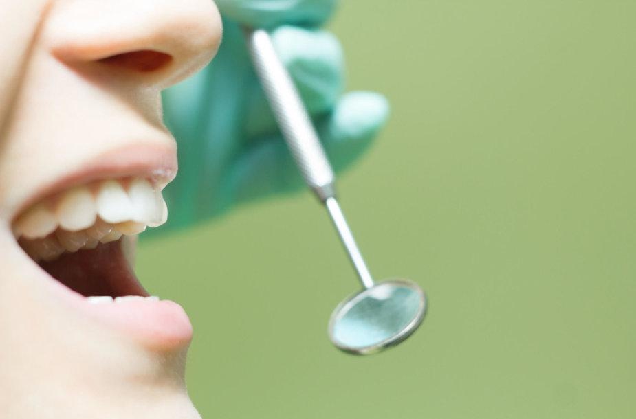 Dantų priežiūra