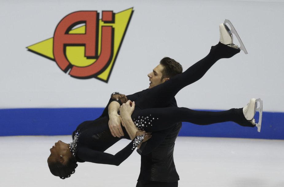 Vanessa James ir Morganas Cipresas