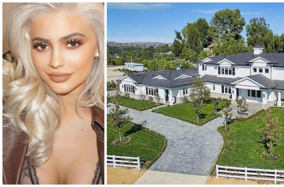 Kylie Jenner namai