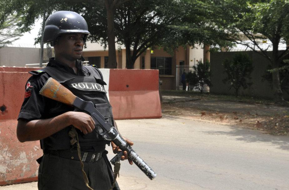 Nigerijos policininkas