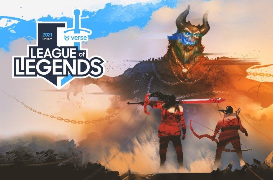 """""""League of Legends VERSE"""" lyga"""