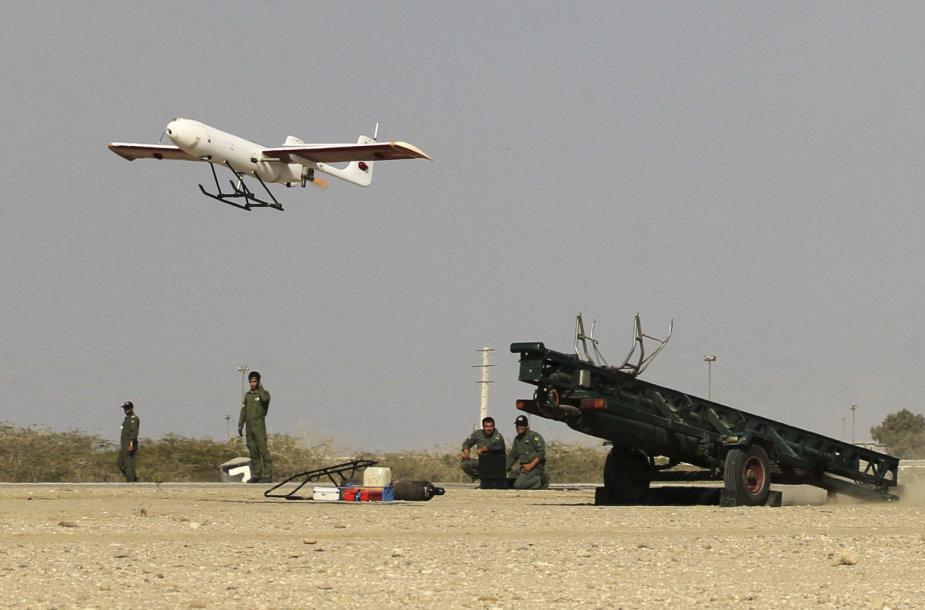 Irano dronas