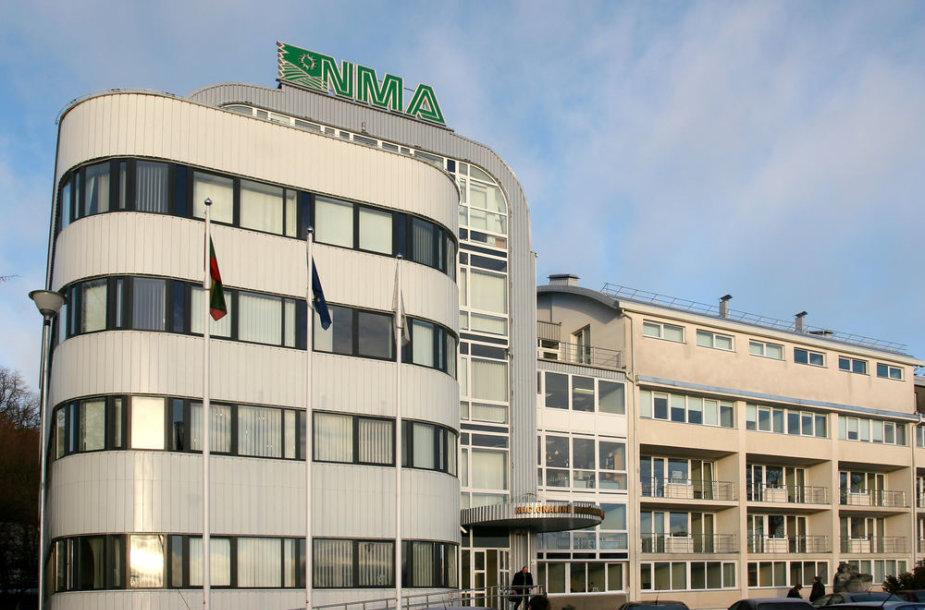 Nacionalinės mokėjimo agentūros prie Žemės ūkio ministerijos (NMA) pastatas