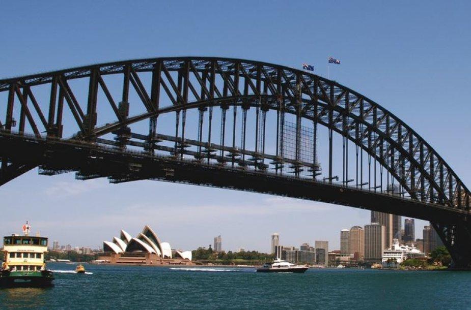 Sidnėjaus tiltas