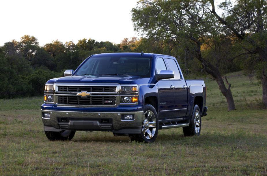 """""""Chevrolet Silverado"""""""