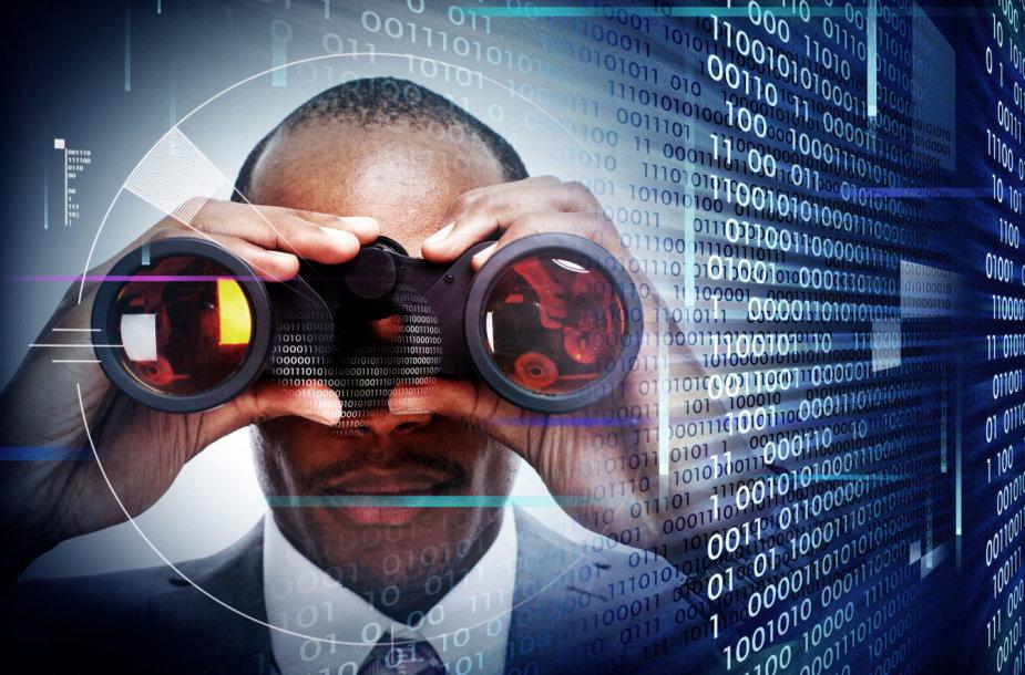 Kibernetinis saugumas/ 123rf nuotr.