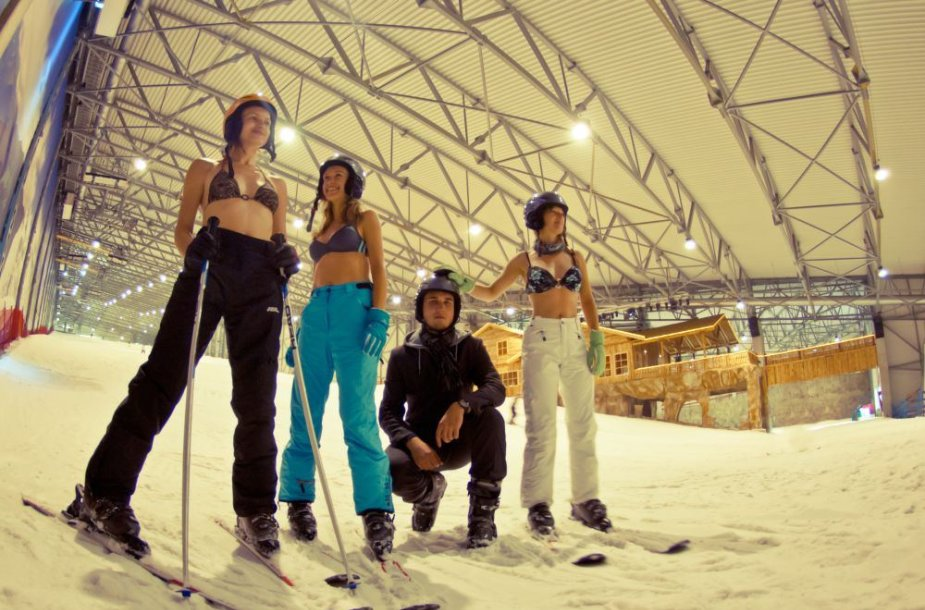 """Konkursas """"Vasara ant sniego"""": Aistė ir jos draugai (Slidininkų blog'o archyvas)"""