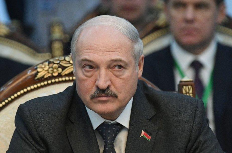 Aliaksadras Lukašenka