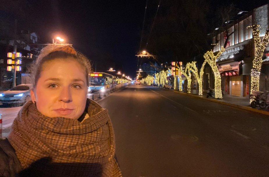 Tuščios gatvės