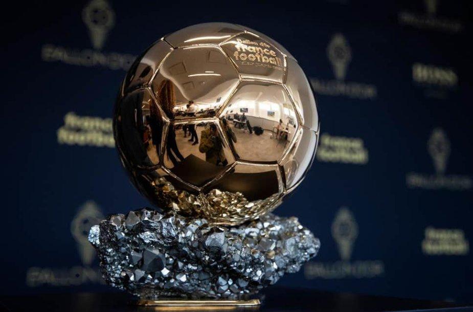 """""""Ballon d'Or"""" apdovanojimas"""