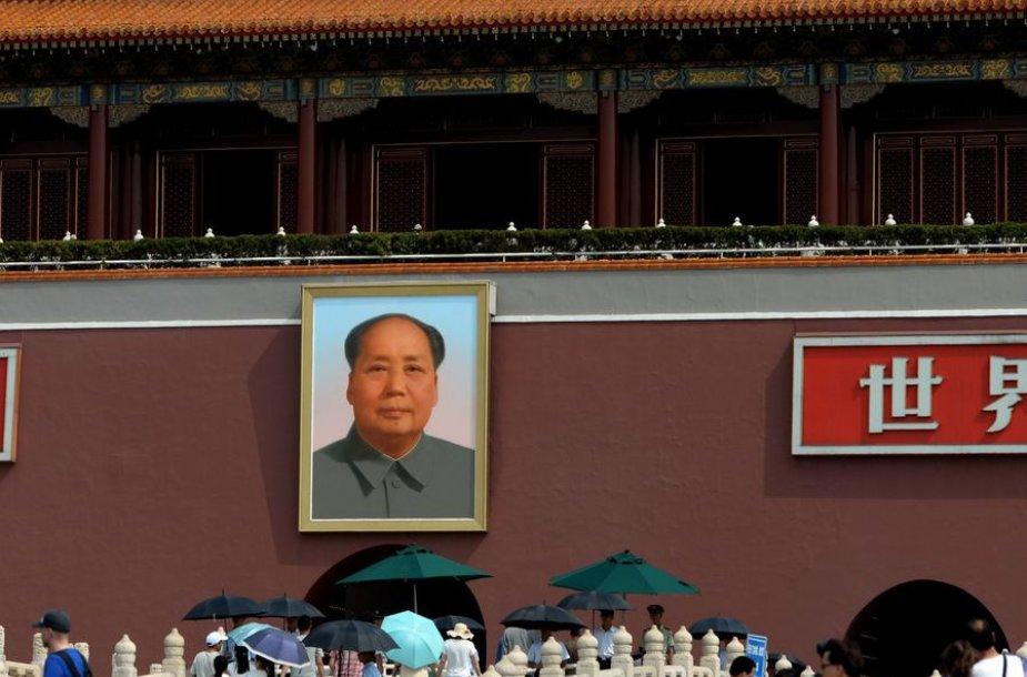 Tiananmeno aikštė