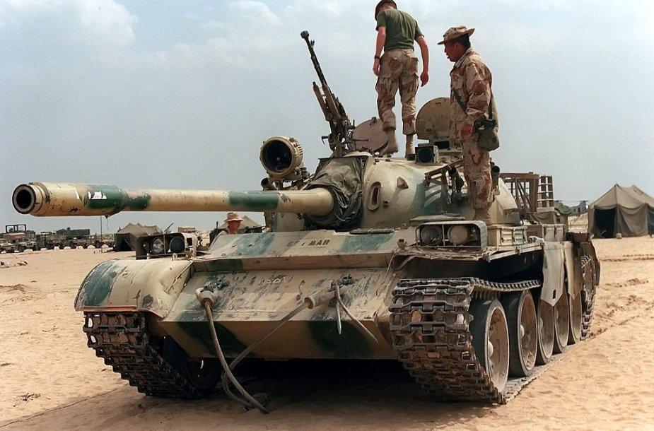 Tankas Type 69-II