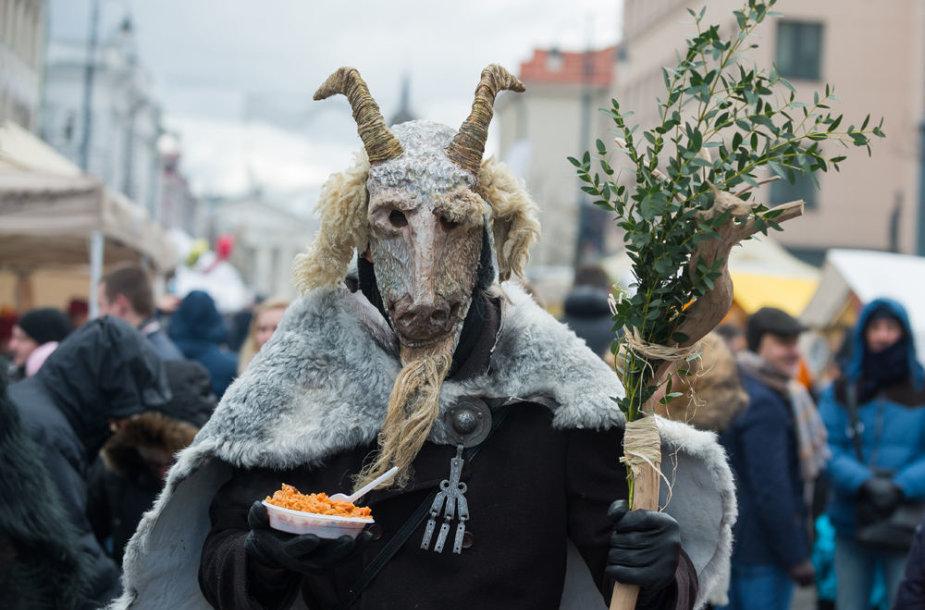 Užgavėnės Vilniuje