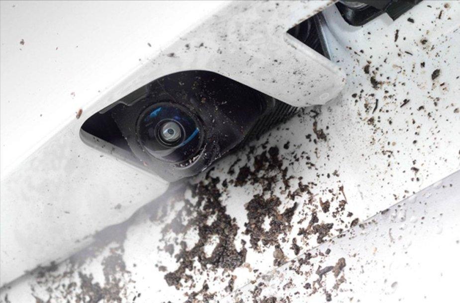 """""""Nissan Note"""" galinio vaizdo kamera"""