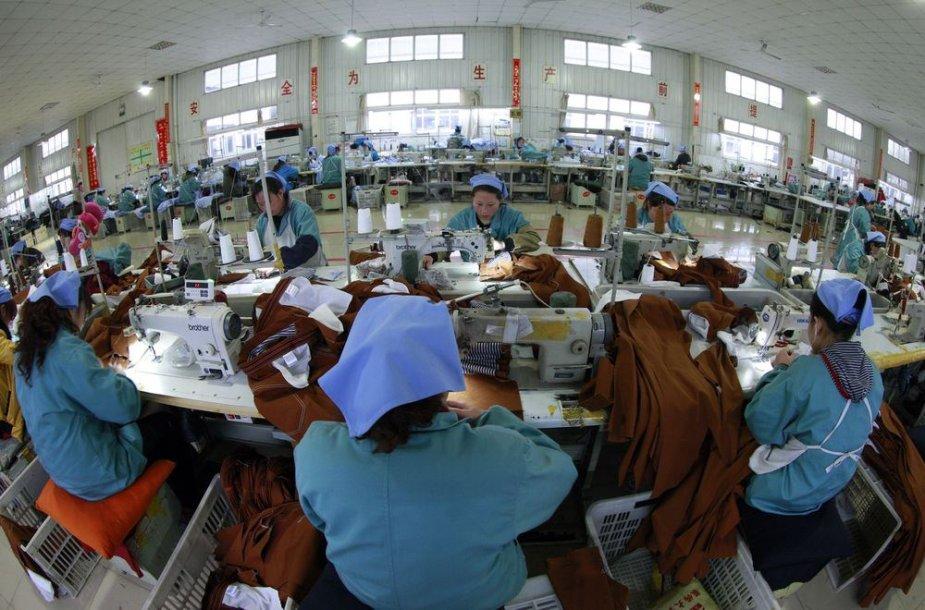 Fabrikas Kinijoje
