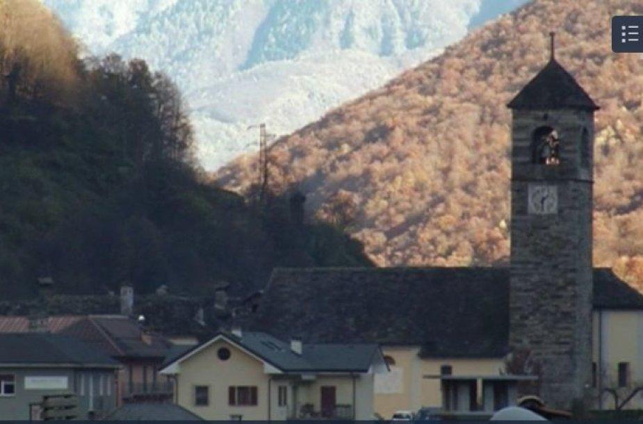 Viganelos miestelis