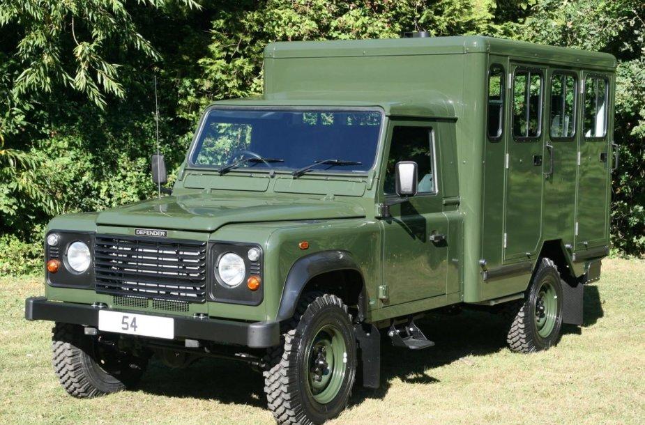 Princo Philipo Land Rover