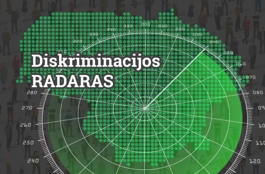 """""""Diskriminacijos radaras"""""""