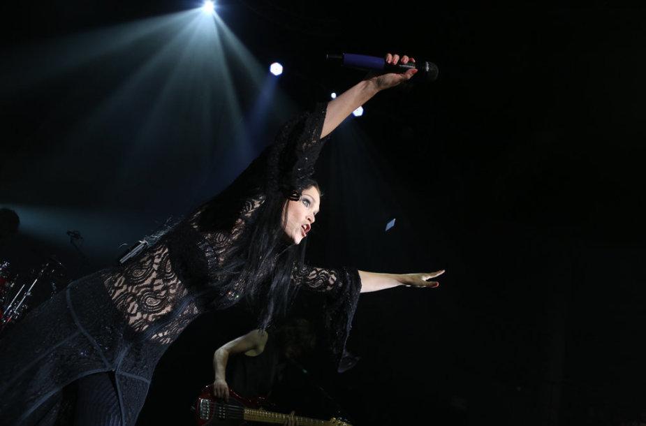 Tarjos turunen koncertas Vilniuje