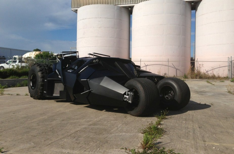 Betmeno automobilio kopija