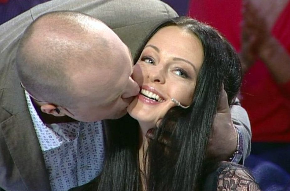Kristupas Krivickas ir Jurgita Krivickienė