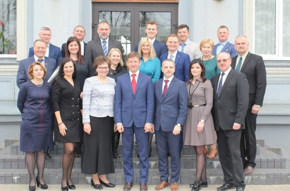 Kazlų Rūdos savivaldybės taryba