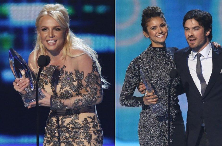"""""""People's Choice Awards"""" apdovanojimai"""