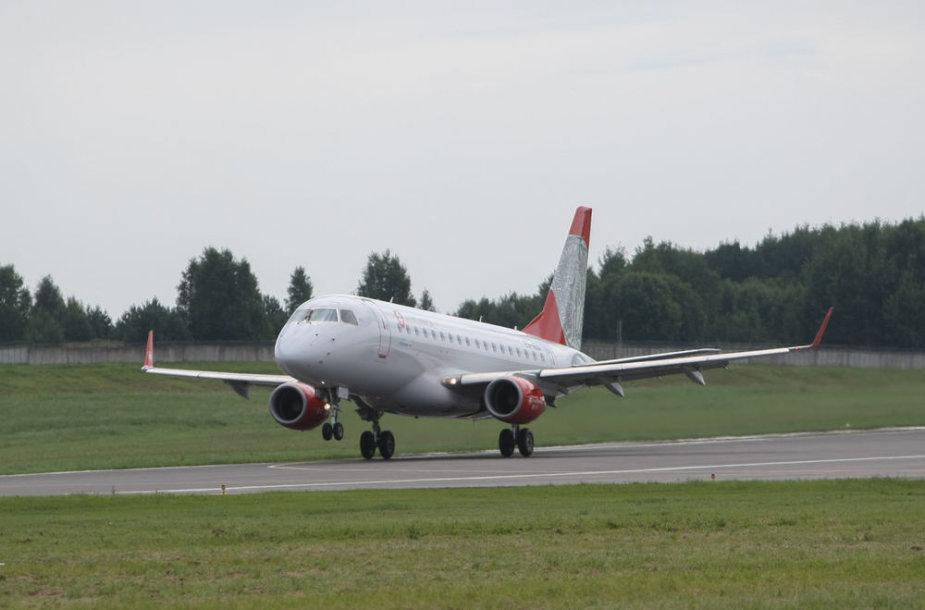 """""""Air Lituanica"""" pristatė skrydžius į Berlyną"""