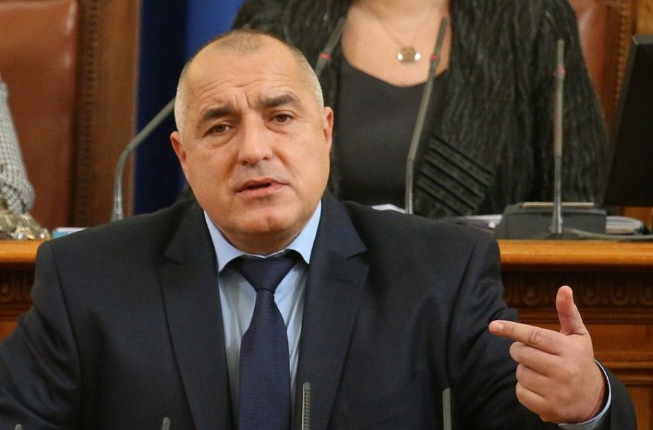 Boiko Borisovas