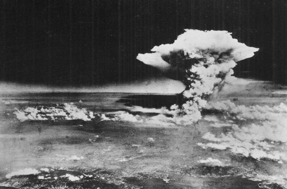 Atominės bombos sprogimas Hirošimoje