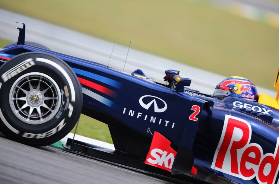 """Red Bull Racing"" ""Formulės-1"" bolidas"
