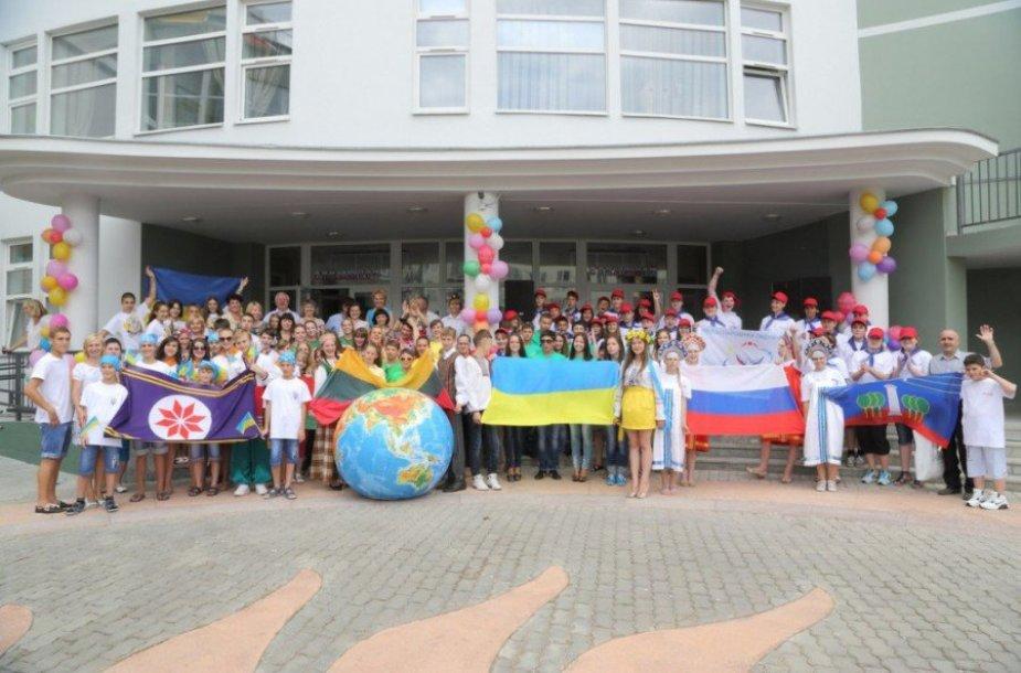 Plungės vaikai dalyvauja ekskursijose Rusijoje