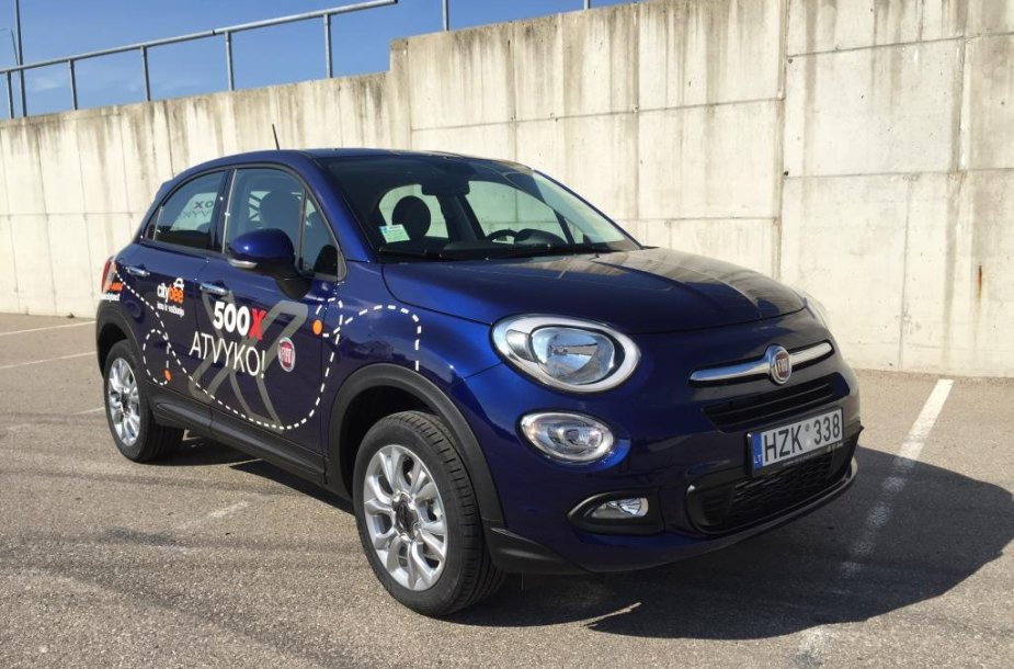 """Fiat 500X"""