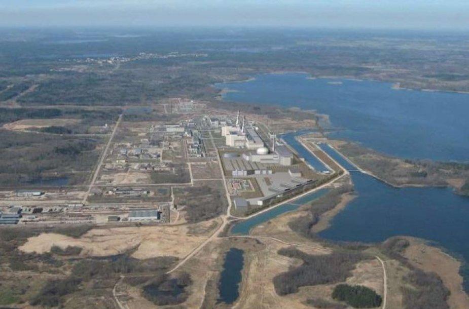 Visagino atominė elektrinė